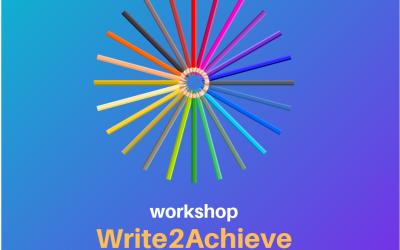 Write2Achieve – procesul de schimbare prin poveste