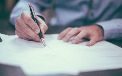 Beneficiile scrisului de mână – I